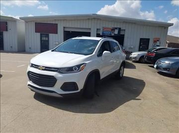 2017 Chevrolet Trax for sale at Bad Credit Call Fadi in Dallas TX