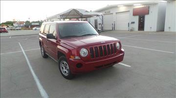 2008 Jeep Patriot for sale at Bad Credit Call Fadi in Dallas TX