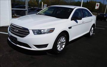 2013 Ford Taurus for sale at Bad Credit Call Fadi in Dallas TX
