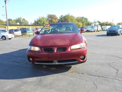 2002 Pontiac Grand Prix for sale in Warren, MI
