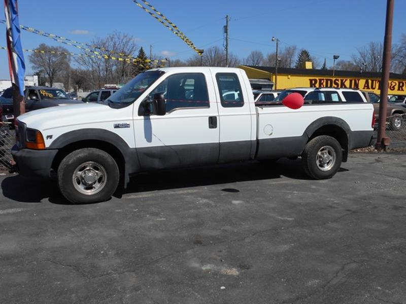 2000 Ford F-250 Super Duty car for sale in Detroit