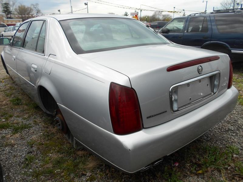 2000 Cadillac Deville car for sale in Detroit