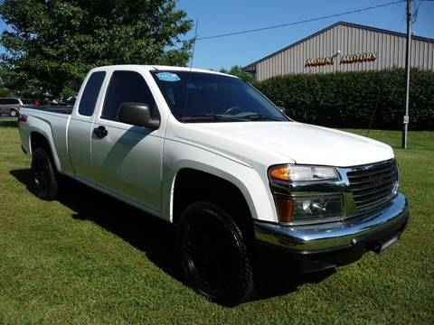 2005 GMC Canyon for sale in Salem IN