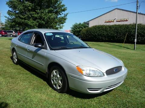 2007 Ford Taurus for sale in Salem, IN