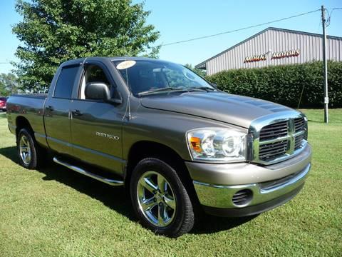 2007 Dodge Ram Pickup 1500 for sale in Salem IN