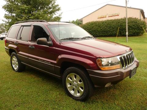 2001 Jeep Grand Cherokee for sale in Salem, IN