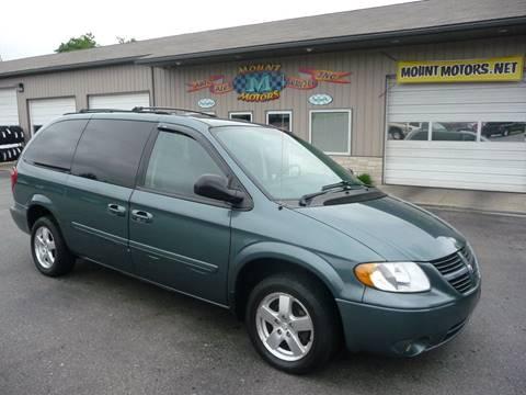2007 Dodge Grand Caravan for sale in Salem, IN