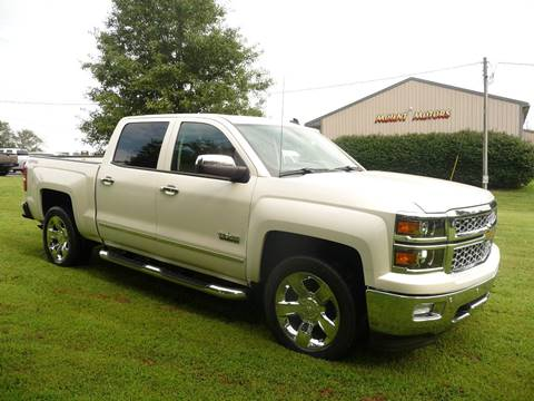2014 Chevrolet Silverado 1500 for sale in Salem IN
