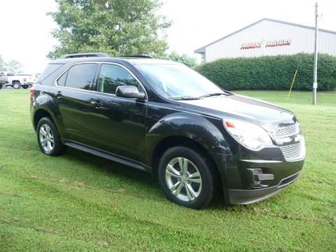 2014 Chevrolet Equinox for sale in Salem, IN