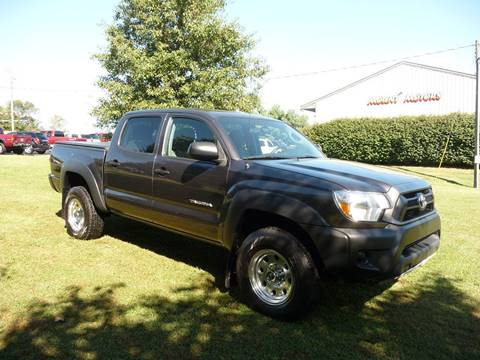 2012 Toyota Tacoma for sale in Salem, IN