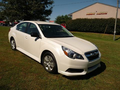 2013 Subaru Legacy for sale in Salem, IN
