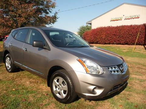 2013 Nissan Rogue for sale in Salem, IN