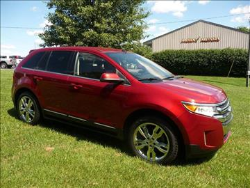 2013 Ford Edge for sale in Salem, IN