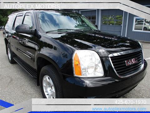 2007 GMC Yukon XL for sale at Autoplex Motors in Lynnwood WA