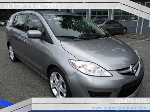 2010 Mazda MAZDA5 for sale at Autoplex Motors in Lynnwood WA