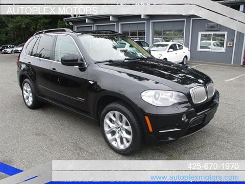 2013 BMW X5 for sale at Autoplex Motors in Lynnwood WA