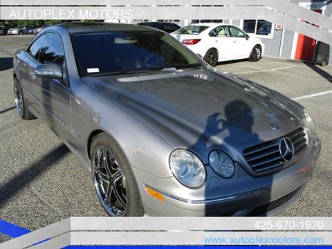 2004 Mercedes-Benz CL-Class for sale in Lynnwood, WA