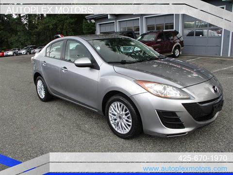 2010 Mazda MAZDA3 for sale at Autoplex Motors in Lynnwood WA