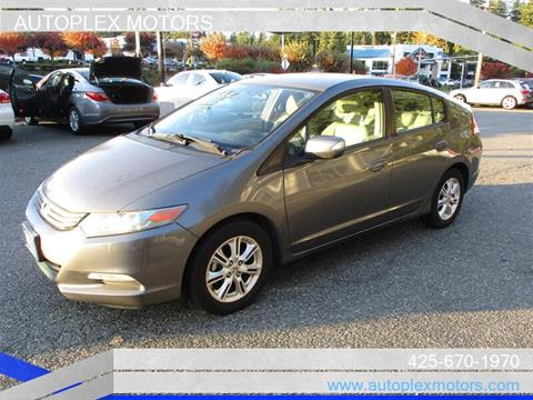 2010 Honda Insight for sale in Lynnwood, WA