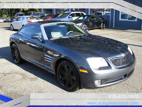 2006 Chrysler Crossfire for sale in Lynnwood, WA