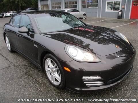 2011 Porsche Panamera For Sale In Lynnwood Wa