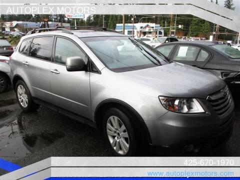 2011 Subaru Tribeca for sale at Autoplex Motors in Lynnwood WA