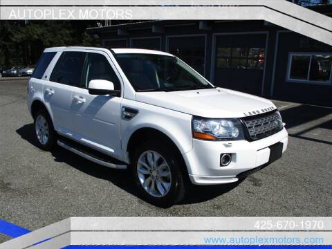 2015 Land Rover LR2 for sale at Autoplex Motors in Lynnwood WA