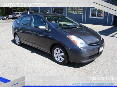 2007 Toyota Prius for sale at Autoplex Motors in Lynnwood WA