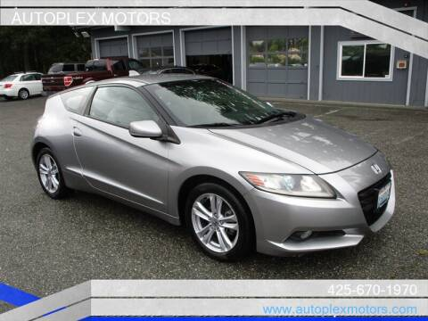2011 Honda CR-Z for sale at Autoplex Motors in Lynnwood WA