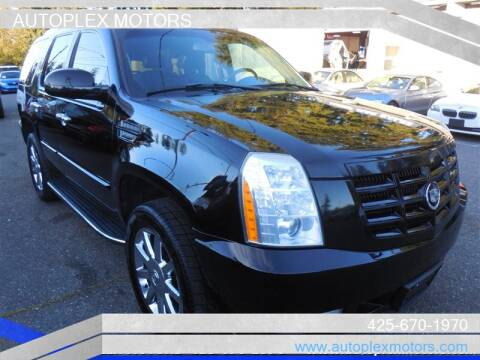 2007 Cadillac Escalade for sale at Autoplex Motors in Lynnwood WA