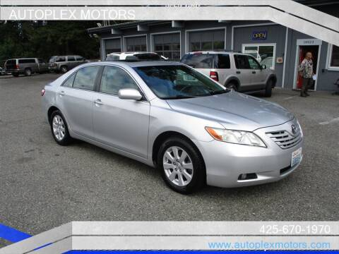 2009 Toyota Camry for sale at Autoplex Motors in Lynnwood WA