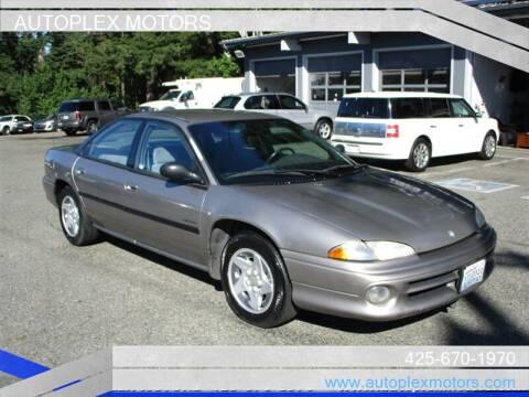 1996 Dodge Intrepid for sale at Autoplex Motors in Lynnwood WA