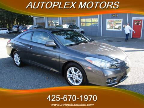 2007 Toyota Camry Solara for sale at Autoplex Motors in Lynnwood WA