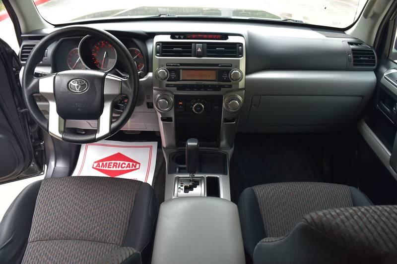 2011 Toyota 4Runner 4x2 SR5 4dr SUV - Victoria TX