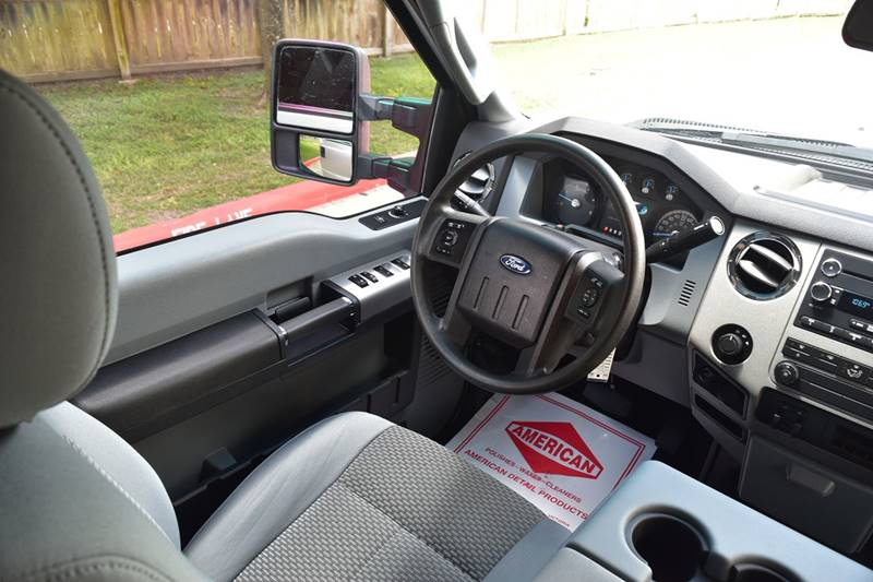 2016 Ford F-350 Super Duty 4x4 XLT 4dr Crew Cab 6.8 ft. SB SRW Pickup - Victoria TX