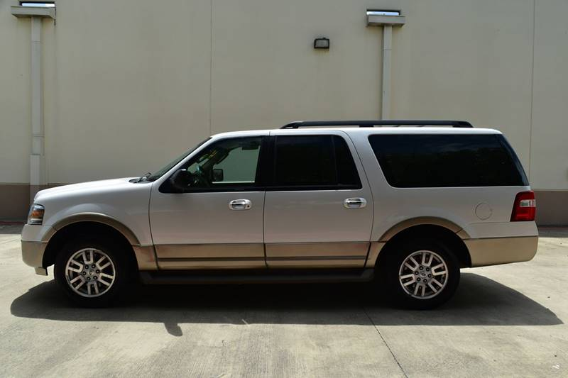 2011 Ford Expedition EL 4x2 XLT 4dr SUV - Victoria TX