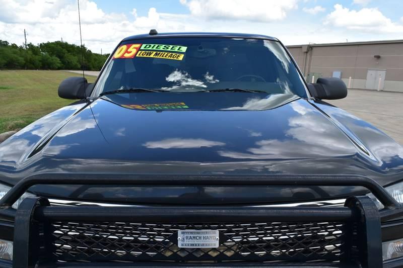 2005 Chevrolet Silverado 2500HD 4dr Crew Cab LS Rwd LB - Victoria TX