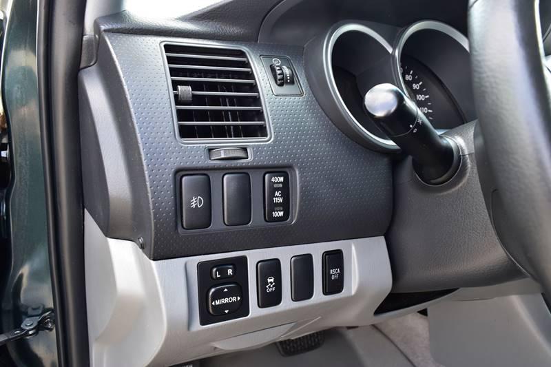 2010 Toyota Tacoma 4x4 V6 4dr Double Cab 5.0 ft SB 5A - Victoria TX
