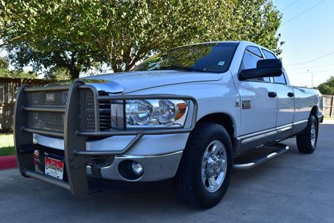 2008 Dodge Ram Pickup 2500 for sale in Victoria, TX