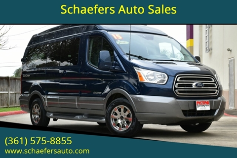 2015 Ford TRANSIT150 PASSANGER for sale in Victoria, TX