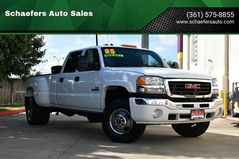 2005 GMC Sierra 3500 for sale in Victoria, TX