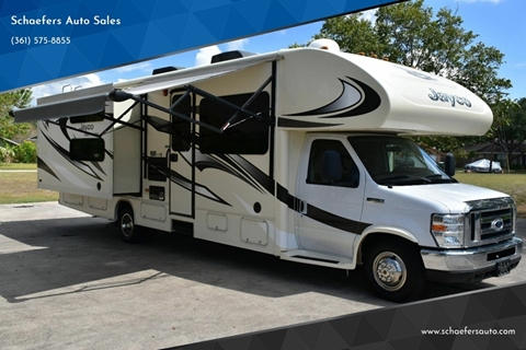 2016 Jayco E-450 for sale in Victoria, TX