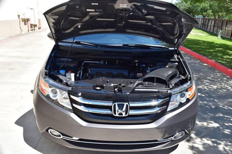 2014 Honda Odyssey Touring Elite 4dr Mini-Van - Victoria TX