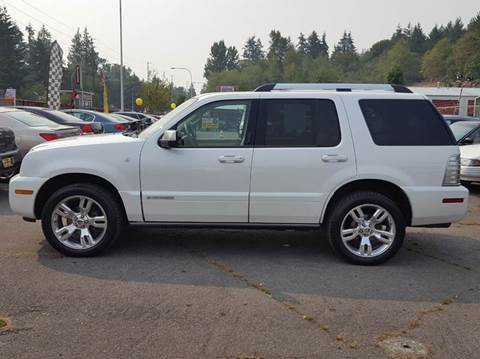 2010 Mercury Mountaineer for sale in Federal Way, WA