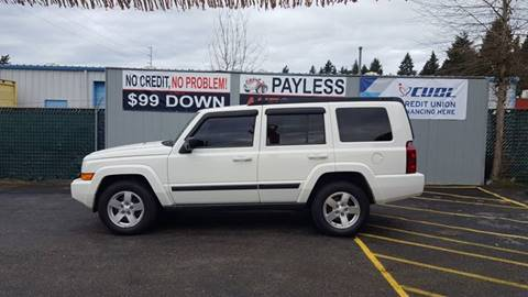 2007 Jeep Commander for sale in Federal Way, WA