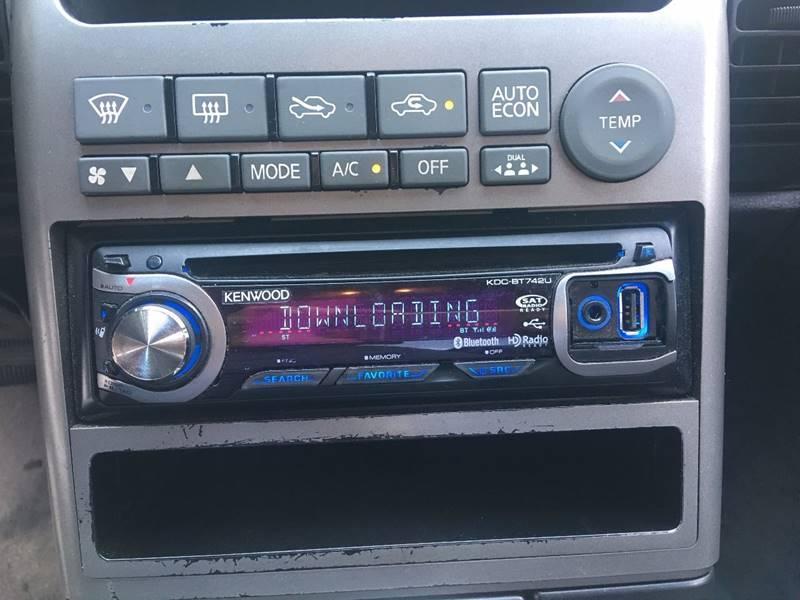 2003 Infiniti G35 Luxury 4dr Sedan w/Leather - Alpharetta GA