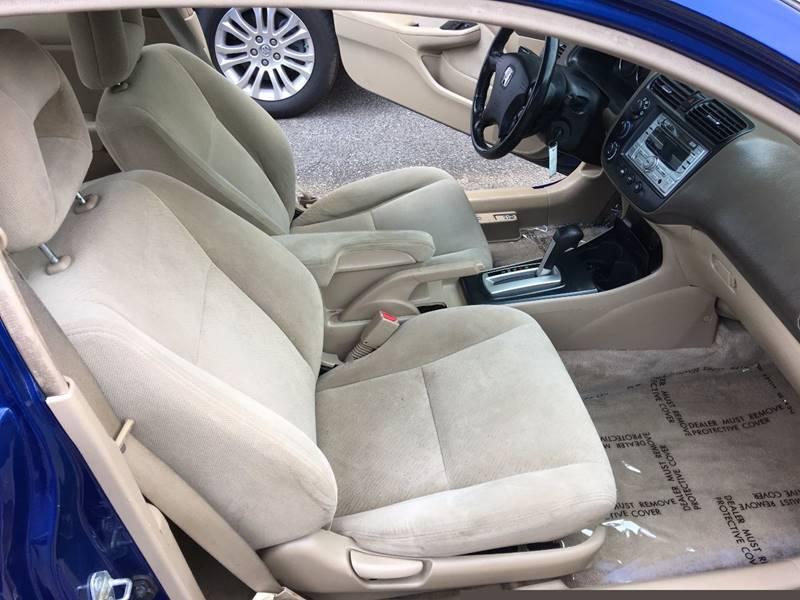 2005 Honda Civic EX 2dr Coupe - Alpharetta GA