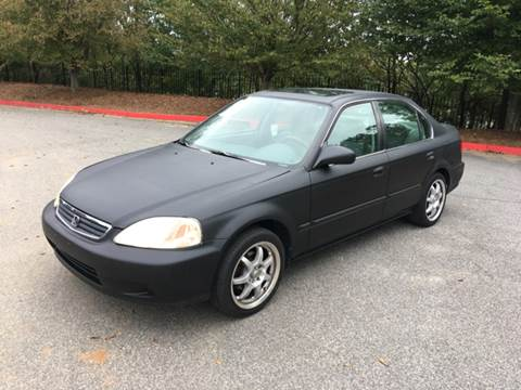 1999 Honda Civic for sale in Alpharetta, GA