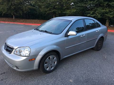 2008 Suzuki Forenza for sale in Alpharetta, GA