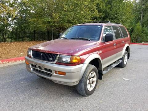 1999 Mitsubishi Montero Sport for sale in Alpharetta, GA
